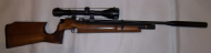 (USED) 22 AIRARMS S200 with Scope